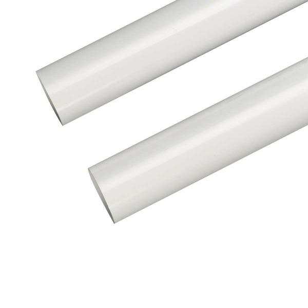 Scatola con 20x tubo a vuoto in PVC 150cm